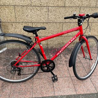 お値下げ可 自転車 クロスバイク タウンバイク