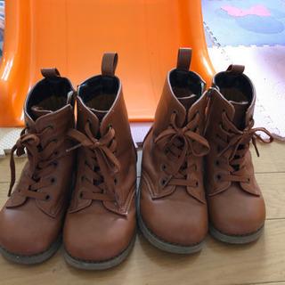 2足セット☆双子コーデに!18cm ブーツ