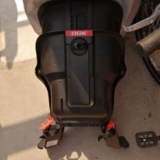 OGK 前乗せ チャイルドシート 自転車用