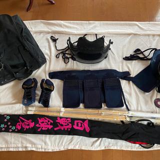 【ネット決済】剣道防具 中学生、高校生女子