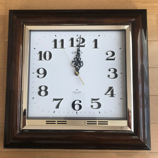 CITIZEN 壁掛け時計