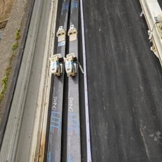 スキー板190センチ 2本目