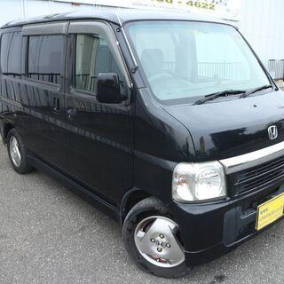 【ネット決済】バモス 保証付 2年車検付き