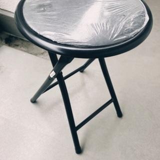 簡易 折りたたみ 椅子 3つセット