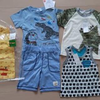 全て新品 子供夏服 90㎝ まとめ売り