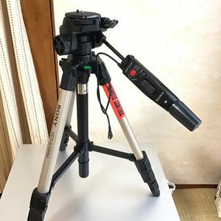 ビデオカメラ用三脚 SONY VCT-670RM
