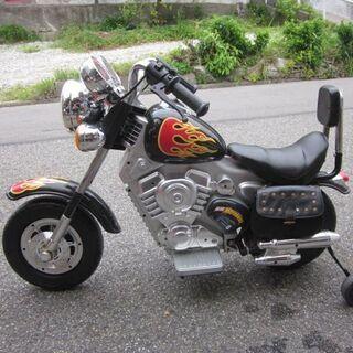 ★子供 乗り物 オートバイ  補助輪付き