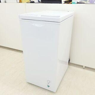 千歳市/恵庭市 S.K japan 上開き 66L 冷凍庫 SF...
