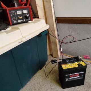 バッテリー充電サービス 12V 6V