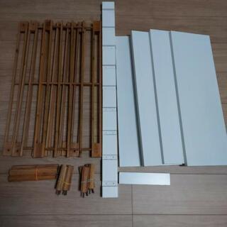化粧板 白い板 ラック DIY