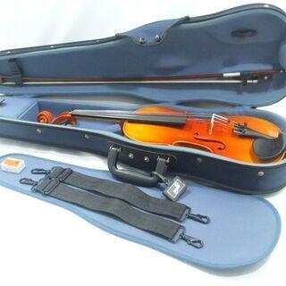 メンテ済み カールヘフナー 4/4 KH7 1985年製 ドイツ製 バイオリン 本体美品 未使用弓 GEWAケース アジャスター内臓テールピース ナイロン弦 大人の方がこれから始めるのにおすすめ 全国発送対応 中古バイオリン 愛知県清須市より 管理(カ)8226 - 売ります・あげます