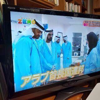 世界の亀山 SHARP AQUOS 液晶テレビ 40インチ