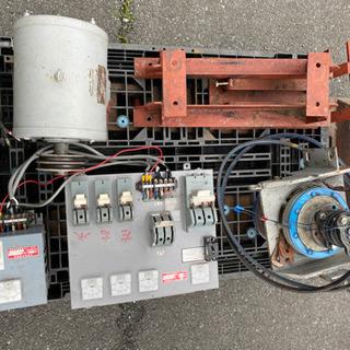 集魚灯 発電機セット 大立電機 漁船 船 釣り