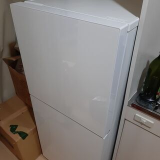 冷蔵庫あげます。ツインバードHR-E915 2017年製 …