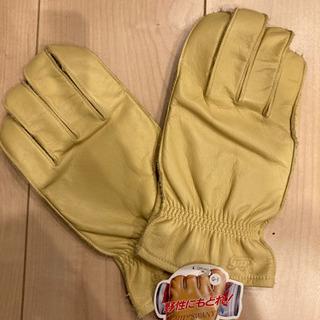 革手袋 GRIP SWANY G1 (未使用)