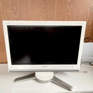 26型液晶テレビ