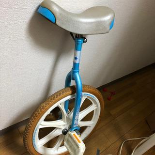 一輪車 あげます