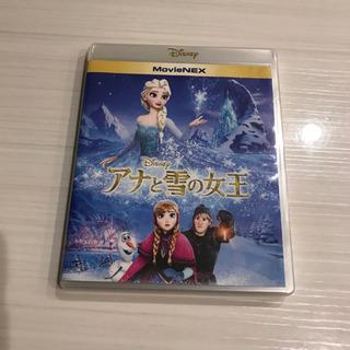 アナと雪の女王・BluRay&DVD