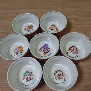 白雪姫7人の小人ココットセット