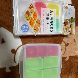 【ネット決済】お弁当作り置きトレー プラス スポンジ3個