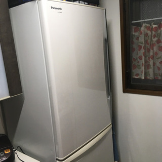 値下げしました パナソニック 冷蔵庫 365リットル