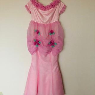 手作りドレス