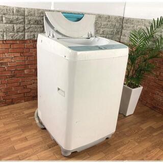 SHARP/シャープ 全自動洗濯機 4.5キロ 簡易乾燥 …