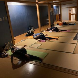 ゆったりフローヨガ☆大宮駅 5/15