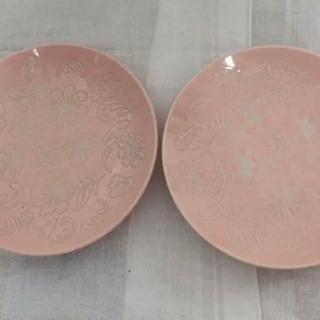 未使用 EL ROBLE ONWARD 皿2枚 直径16×高さ2cm