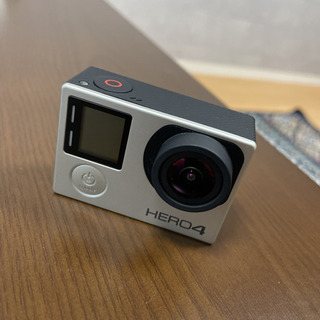 gopro4 silver edition