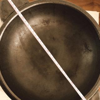 土鍋(牛すき陶板)