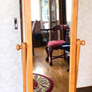 姿見のミラー鏡