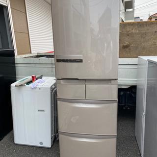 値下げしました✨日立 HITACHI 5ドア ノンフロン冷蔵冷凍...