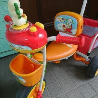 わんわん ワンワン 三輪車