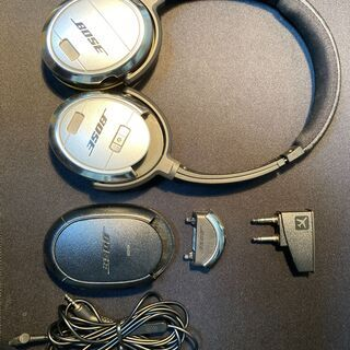 BOSE Queitcomfort 3 ジャンク(右耳が聞…