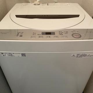 洗濯機 2019年製(取引中です)