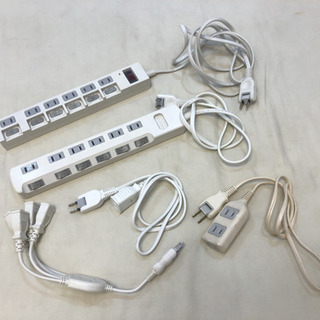 電源タップ 延長コード yazawa elecom