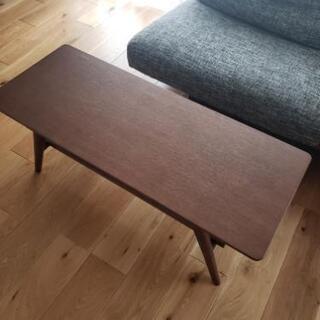 ニトリ 天然木ローテーブル