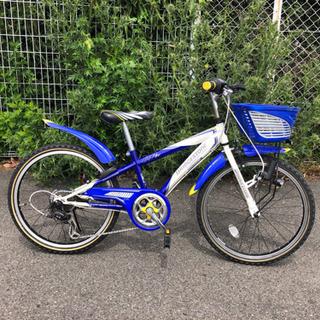 子ども用 自転車 22インチ ブリヂストン 美品 子供用