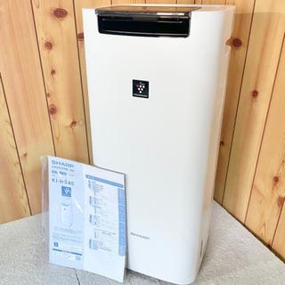 SHARP シャープ 加湿空気清浄機 KI-HS40 2019年製