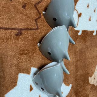 【ネット決済】【1つから可能です】ハムスター用ハウス (サメ3個)