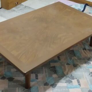 ローテーブル 作りしっかりしてます