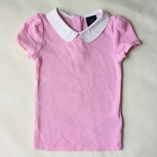 GAP / 細リブ襟付シャツ / 90サイズ