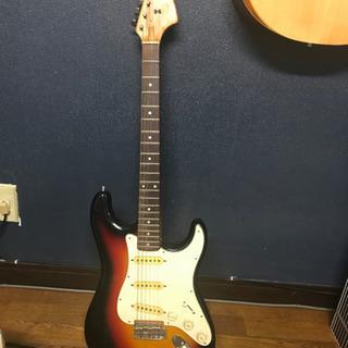 エレキギター日本製ジャンク品