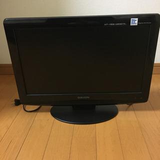 テレビ 19型