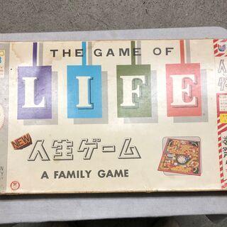 ボードゲームの定番 タカラトミー 人生ゲーム 2代目(1980年...