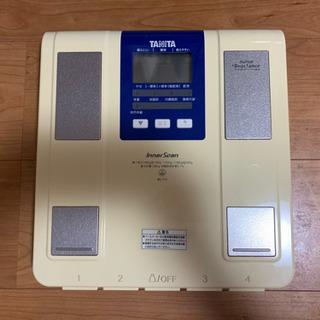 TANITA Inner Scan BC-711l-WH(…