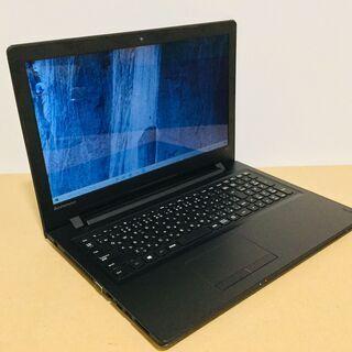 【ネット決済・配送可】Lenovo ideapad 300-15IBR
