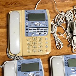 電話機 NTT  ネットコミュニティシステムAX - 武雄市