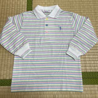 フクゾーのポロシャツ サイズ4(100-110くらい) 美品